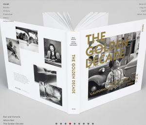 The Golden Decade book